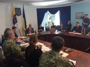 Одесский губернатор пообещал сохранить заповедные места и передвинуть военный полигон