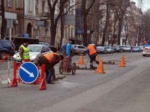 Улицу Преображенскую в Одессе будут перекрывать в два этапа