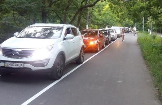 Власти Одессы уже не собираются пускать автомобили на Трассу Здоровья
