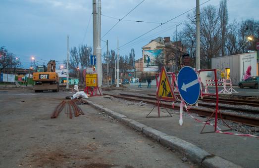 Одесская мэрия объявила тендер на ремонт дорог