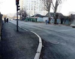 Еще в одном районе Одессы проходит капремонт дороги