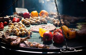В Одессе на Юморине прошел фестиваль еды (ФОТО)