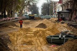 Как проходит реконструкция улицы Преображенской