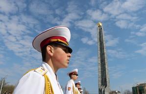 На Площади 10 Апреля отметили День освобождения Одессы
