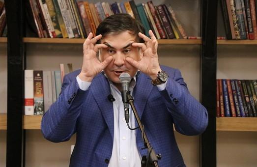 Саакашвили хочет построить стену, чтобы жители Донбасса разбили ее руками