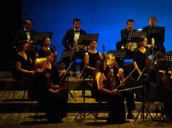 Черное и красное: в Одесской Опере сыграл Павел Шпорцл (ФОТО)