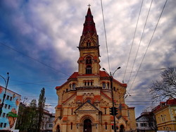 В Одесской Кирхе выступил Ким Ларсен с неофолком под гитару (ФОТО)