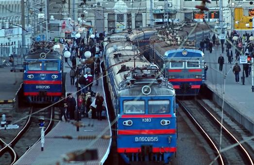 """Одесский железнодорожный вокзал """"заминировали"""""""
