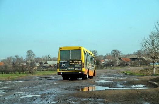 На ремонт дорог Одесской области выделяют почти полтора миллиарда гривен