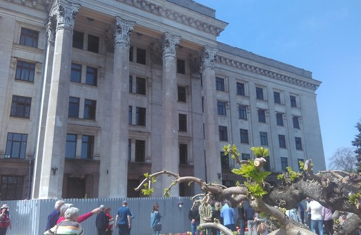 Главных одесских сепаратистов обыскивает полиция