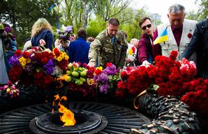 В Одессе почтили память жертв Второй Мировой Войны  (ФОТО)