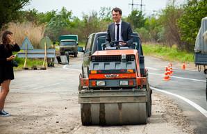 Мост на трассе Одесса - Рени обещают открыть в сентябре (ФОТО)