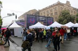 Ожидание и реальность: дождливый Киев накануне финала Евровидения-2017