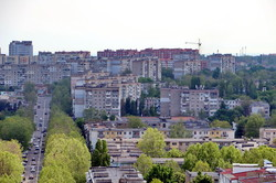 Город Черноморск с высоты птичьего полета (ФОТО)