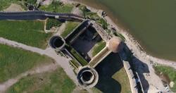 Курорт Затока в Одесской области с высоты птичьего полета (ФОТО)