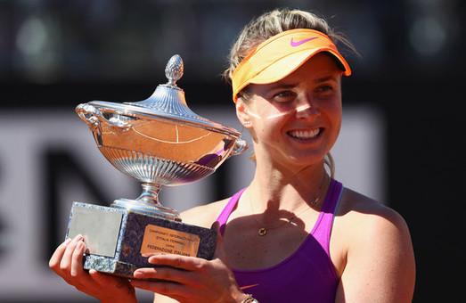 Одесситка стала одной из лучших теннисисток мира