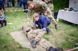 Детское обучение от Крыивки Свободных в Киеве - как это было (ФОТО)