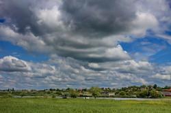 От Одессы до Вилково: фантастическое небо украинской Бессарабии (ФОТО)