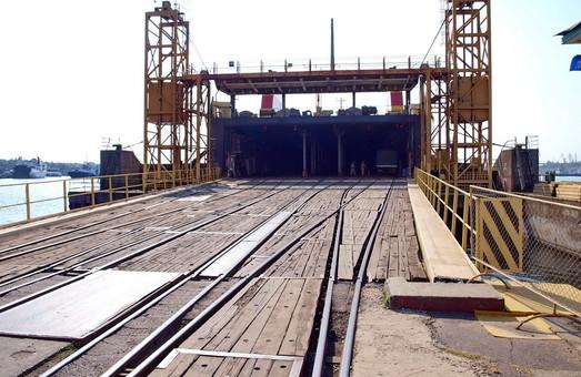 Международный контейнерный поезд от Латвии до Одессы может быть продолжен до Кавказа