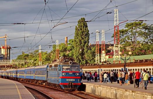Из Одессы запустили прямой пассажирский поезд в Мариуполь