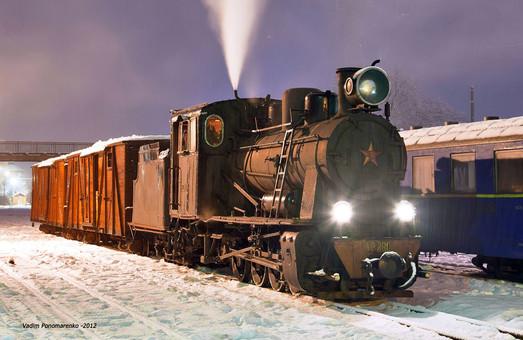 С Одесской железной дороги на Закарпатье передадут старый узкоколейный паровоз для ретро-поездов