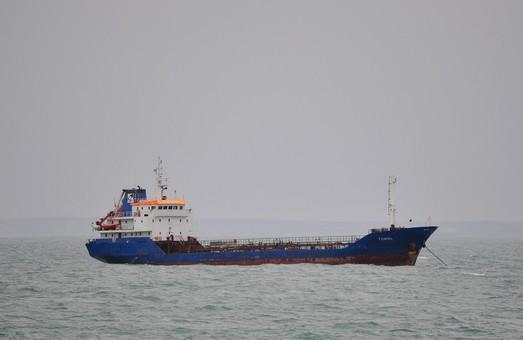 В Одессе задержали судно, незаконно переправлявшее моряков в оккупированный Крым