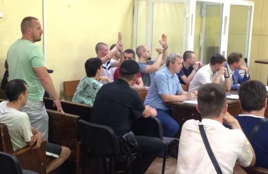 Судебный перфоманс: в деле о событиях в Одессе 2 мая 2014 года снова объявлен перерыв