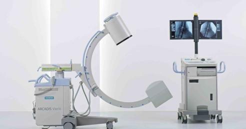 В Одесском пограничном госпитале новый рентген от канадского посла