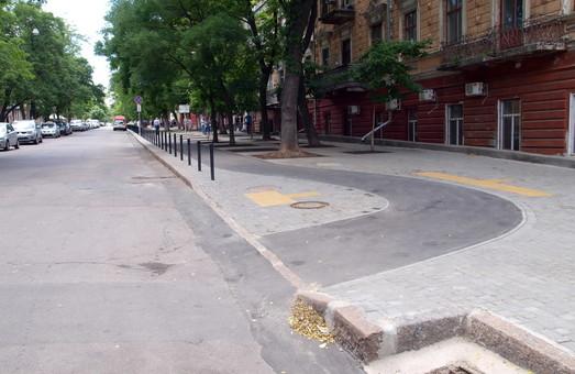 Первая одесская велодорожка уже готова (ФОТО)