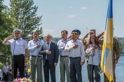 У военно-морских сил Украины появился  еще один новый катер (ФОТО)
