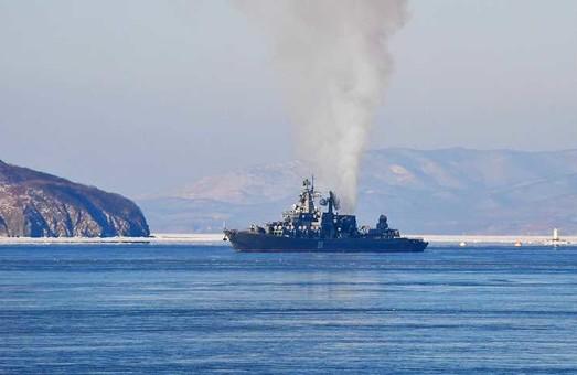 Тонкий китайский троллинг Тихоокеанского флота РФ