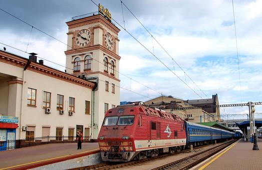 Из Киева в Одессу на июль назначают дополнительный медленный поезд
