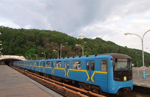 В Киеве удлиняют красную линию метро за 57,5 миллионов