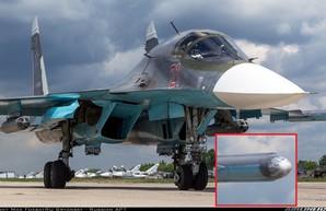 Нано-скотч или конфуз Су-34