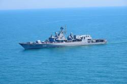 """""""Си-Бриз"""": корабли в море и подробности десанта на Дунае (ФОТО)"""