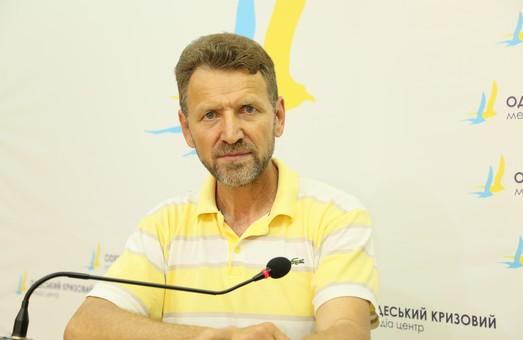 Одесский эколог Иван Русев покидает свой пост