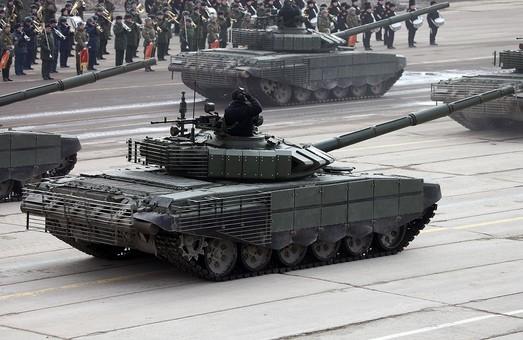 Символ вторжения в Украину Т-72Б3 появился в Европе