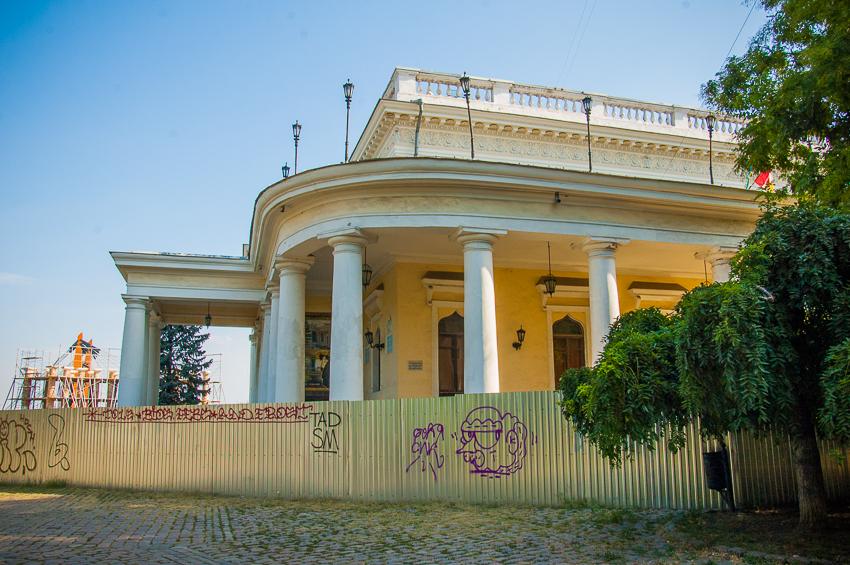 воронцовский дворец в одессе фото уже через