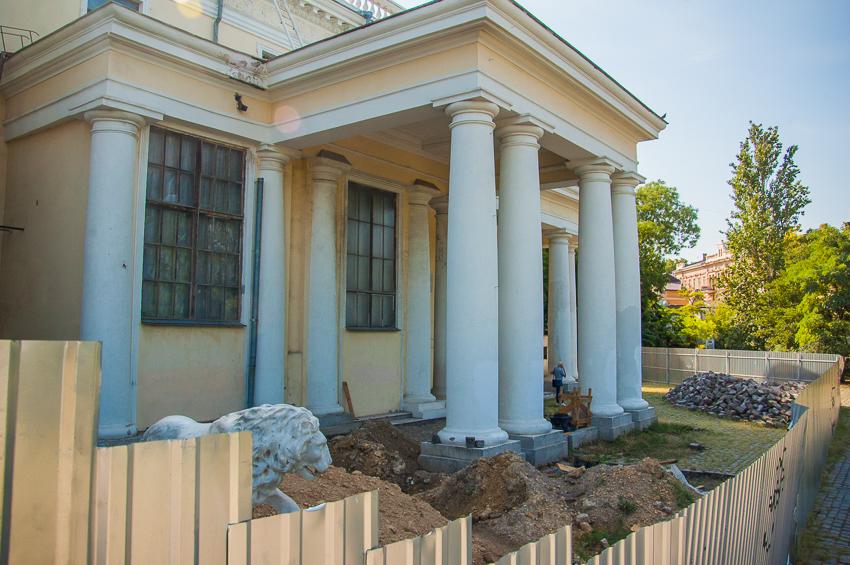 воронцовский дворец в одессе фото изготовления