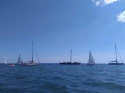 Кубок Черного моря готовится к старту у берегов Одессы (ФОТО)