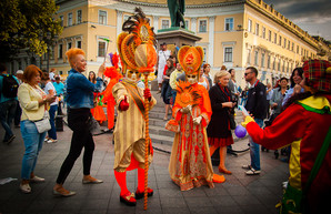 В Одессе состоялся Рыжий фестиваль (ФОТО)