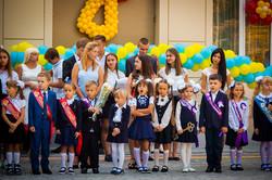 Одесские первоклассники отправились на свой первый урок (ФОТО)