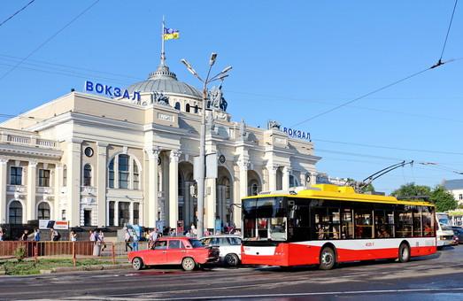 Одесский вокзал эвакуируют из-за подозрительной коробки