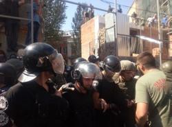 Одесситы разобрали второй этаж нахалстроя в Воронцовском переулке (ФОТО, ВИДЕО)