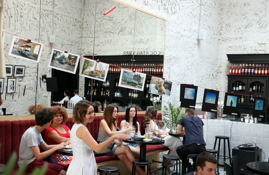 В День города прошла фотовыставка за всю Одессу (ФОТО)