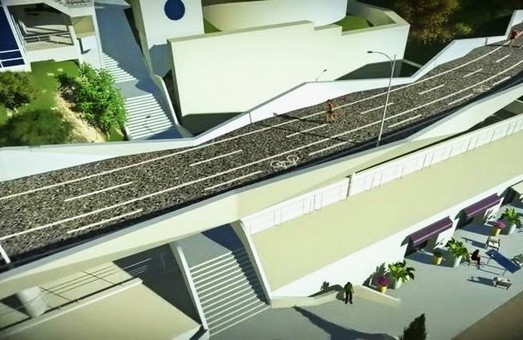 Одесская мэрия не видит необходимости в строительстве эстакады на Трассе Здоровья