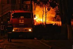 Страшный пожар в Одессе: сгорел лучший детский лагерь города, погибло два ребенка