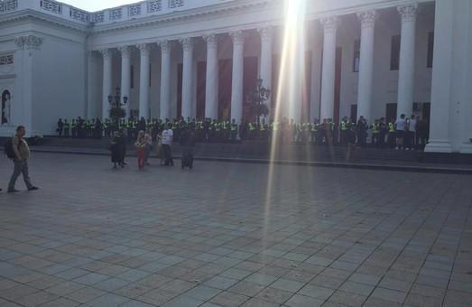 В Одессе началась сессия горсовета (трансляция, обновляется)