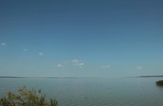 Экологи отменили практику слива воды из озер на юге Одесской области