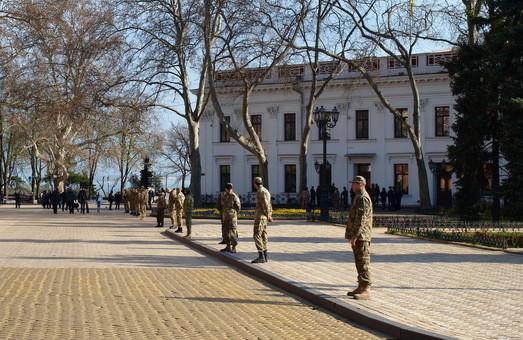 Одесское побережье будет патрулировать муниципальная охрана